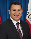 Assembly Member Eduardo Garcia, Chair